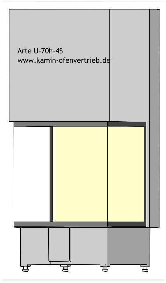 spartherm kamineinsatz brennzelle arte reihe. Black Bedroom Furniture Sets. Home Design Ideas