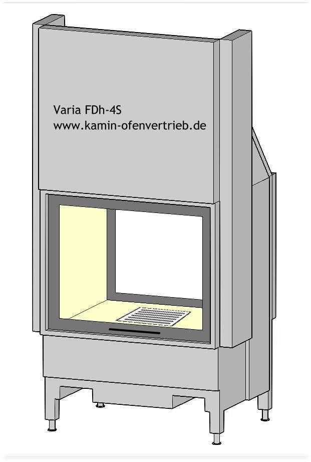 spartherm varia kamineinsatz brennzelle linear prestige. Black Bedroom Furniture Sets. Home Design Ideas